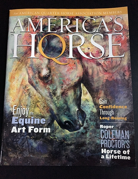 America's Horse Magazine 2016